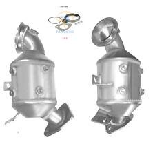 Exhaust Catalytic Converter VAUXHALL MERIVA 1.4T (A14NEL; A14NET Euro 5) 6/10-