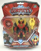 GormitiLord Keryon Light Up Function Action Figure New Sealed