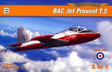 MiniWing Models 1/144 BAC JET PROVOST T.5 Royal Air Force Trainer