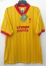 Liverpool FC 1982-1984 Score Draw Away BNWT Shirt XL Short Sleeved with tags