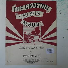 easy piano GRAFTON CHOPIN ALBUM arr lynn palmer