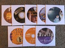 Lot of 8 Children's / Classical Music CDs Winnie the Pooh Brilliant Beginnings +