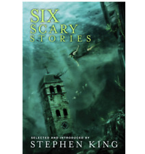 Six Scary Stories by Stephen King (2016, Paperback)