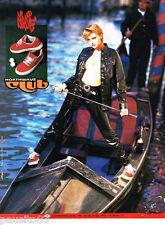 PUBLICITE ADVERTISING 085  1996  Les baskets chaussures BIRDIE  NORTHWAVE CLUB