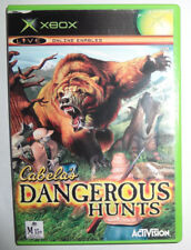 Cabelas : Dangerous Hunts    [Original Xbox Game]