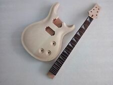 Unfinished PRS electric guitar body with neck Excellent quality