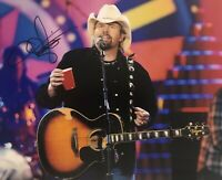Toby Keith Autographed Signed 8x10 Photo REPRINT