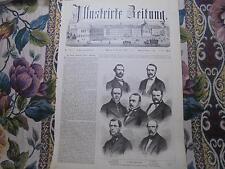 1862 Stich 238 / Baron Tinti von Artha Dodlhoff Graf Hartig Litwiniwicz Brinz