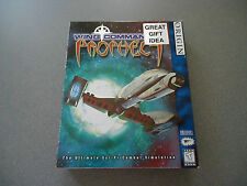 Wing Commander: Prophecy     WIN 95     PC  CD-ROM    Still Sealed