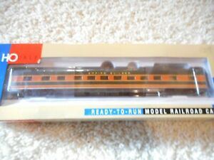 "HO SCALE WALTHERS AC&F ""RANCH"" LOUNGE CAR GREAT NORTHERN EMPIRE BUILDER"