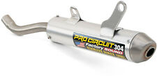 New Service Honda CR 500 AF 02 03 04 Pro Circuit 304 Stainless Exhaust Silencer