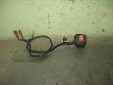 honda  cbr 600 f2  r/h  switch