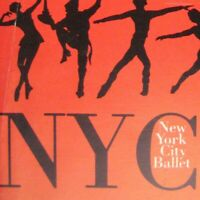 New York City Ballet Program December 1973 Nutcracker Robbins George Balanchine