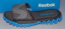 Youth Reebok Zignano Slide (Gs) Black / Frenchy Blue Size 13