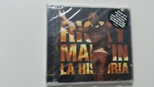La Historia by Ricky Martin CD, ISRAELI PROMO