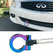 NEO Racing Sporty Front Rear Tow Hook for Nissan 370Z GTR Juke Infiniti G37 Q60