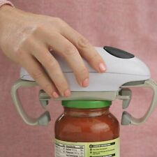 Electric Jar Opener Automatic Tin Canned Bottle Kitchen Gadgets Tools