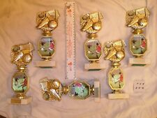 26.99 NEW     football  trophies  6 large   including the      FREEPOST