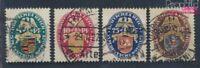 Deutsches Reich 398-401 gestempelt 1926 Nothilfe (8062698