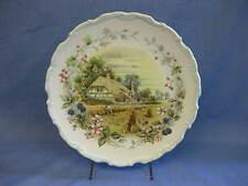 "Royal Doulton ""Autumn"" Bone China Plate ""Cottage Garden Year Series"" ~ English"