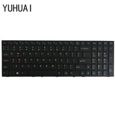 NEW For Clevo Sager NP9390 NP9377 NP8298 NP9377 Keyboard Backlit US WIN KEY Left