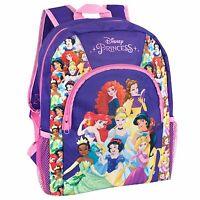 Disney Princess Backpack | Girls Disney Princess Bag | Disney Princess bag | NEW