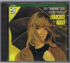 CD FRANCOISE HARDY YEH YEH GIRL FROM PARIS