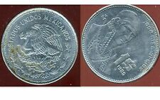 MEXIQUE  1 peso 1985  ( bis )