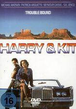 DVD NEU/OVP - Harry & Kit (Trouble Bound) - Michael Madsen & Patricia Arquette
