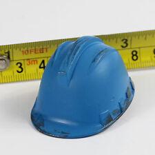 Tb31-12(O) 1/6 Hot Blue Safety Helmet Mens Hommes Toys