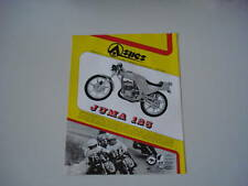 advertising Pubblicità 1979 MOTO ASPES JUMA 125