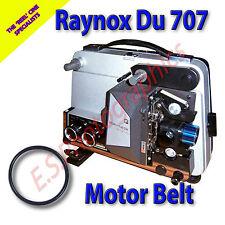 Raynox DU-707 8mm Motor principal cine Proyector Belt (cinturón)