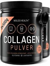 Collagen Protein Pulver 100% reines Rinder Kollagen für Knorpel Gelenke & Haut