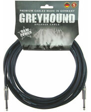 KLOTZ GRYS010 Greyhound Lautsprecherkabel KL-KL1m