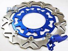 YAMAHA WR125 250 400F YZ426 450F Brake Oversize Disc Rotor Bracket 320mm M DR30+
