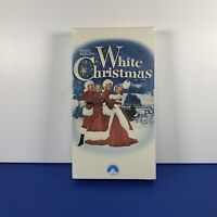 White Christmas VHS tape VCR Movie Irving Berlin 1990 Paramount New Sealed