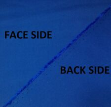 """SUNBRELLA WOVEN CANVAS AZURE PACIFIC BLUE OUTDOOR INDOOR FABRIC BY THE YARD 54""""W"""