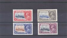 Mint Hinged George V (1910-1936) Leeward Islands Stamps