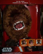Star Wars Jazwares SW02260 Chewbacca Funktionsplüschfigur, 30cm,  NEU & OVP