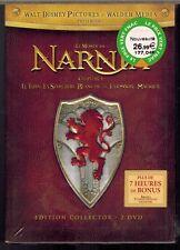DVD  EDITION COLLECTOR(2 DVD)  -LE MONDE  NARNIA - WALT DISNEY -  CHAP.1