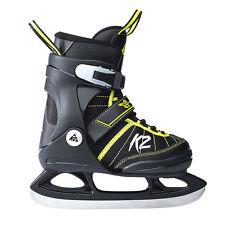 K2 MERLIN ICE Patins Patins à glace pour enfants taille réglable 29-34 Taille S