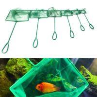 """1PCS Aquarium Fish Tank Square Shrimp Small Betta Tetra Fish Net 3""""-10"""" Sizes"""