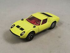 Corgi Toys Lamborghini Miura P400 Nr. 342 ca. 1:43