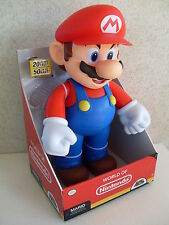 super mario bros 50 cm 20 inches figure figurine bross mushroom kingdom nintendo