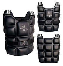 Pro Weighted Vest Gym Running Fitness Sports Training Weight Loss Jacket AG 20kg