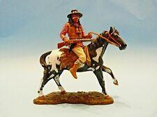 King & Country TRW090 Apache Géronimo à cheval