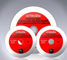 CITROEN SERVICE BOX+SEDRE-1/2014 EDITION-EPC+TIS+WDS