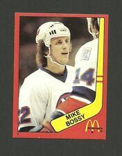 Mike Bossy New York Islanders #6 1982-83 McDonald's Hockey Sticker NM/M