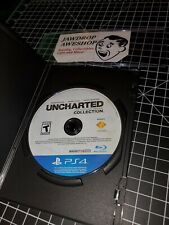 PS4 UNCHARTED NATHAN DRAKE COLLECTION (DISC ONLY) PLAYSTATION 4 ACTION ADVENTURE