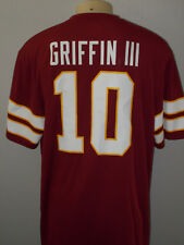 Robert Griffin III #10 Washington Redskins Equipo NFL Camisa Hombre 2XL
